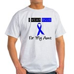 I Wear Blue Ribbon Light T-Shirt