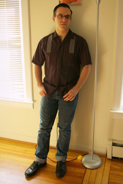 Men39s Vintage Shirts Heritage 1981 Jeans Payless Shoes
