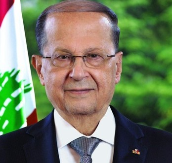 Image result for Michel Aoun,