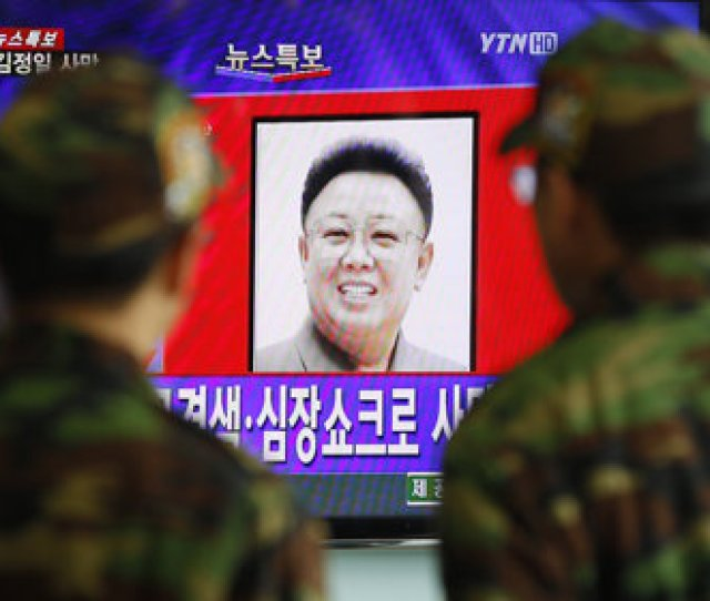 A Senior South Korean Politician Will Visit North Korea For The Third Anniversary Of Late Leader Kim Jong Ils Death The Government Said Monday