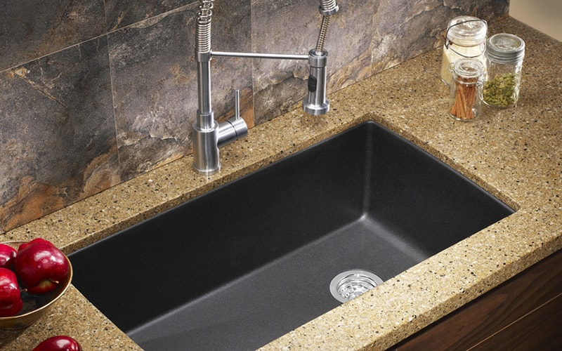 How To Install An Undermount Sink In Granite Plumbersstock
