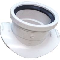 """6"""" x 4"""" Saddle Tee Gasketed Sewer & Drain Sewer & Drain"""