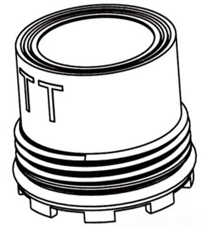 Moen 316711 Part Insert Aerator Flow Restricter 1.5 GPM