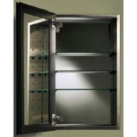 "Broan-NuTone 72SS244D 15"" x 25"" Stainless Steel Medicine ..."