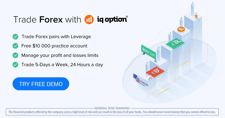 besplatni binarni opcije demo računa - binarni broker lik iq opcije
