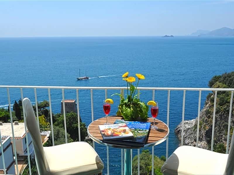 Hotel Villa Bellavista Costa Amalfitana Hotel Alberghi in Praiano Costiera Amalfitana Campania