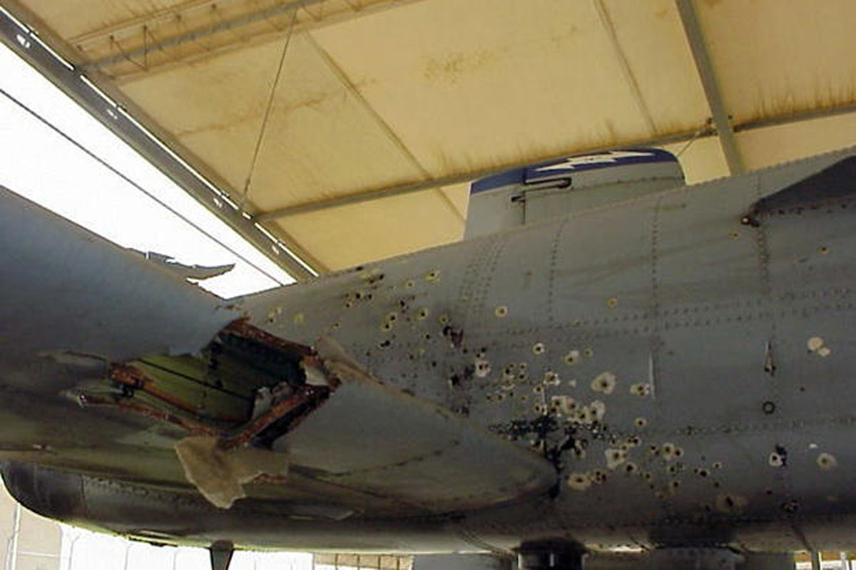 Air Force Pilot Landed Damaged A 10 Using Only Cranks And