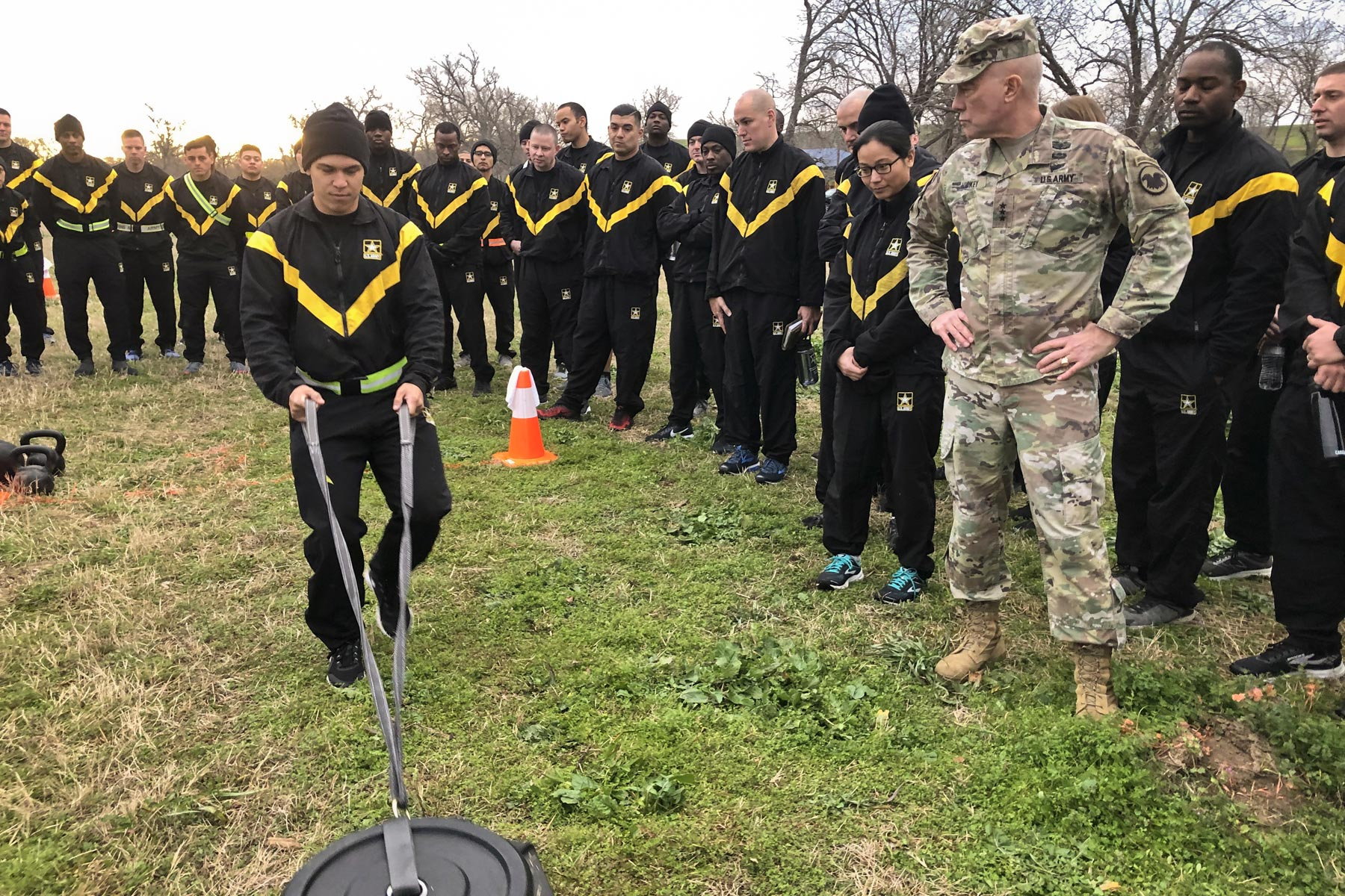 Army 3Star Reserve May Not Be Ready for New Fitness Test by 2020  Militarycom