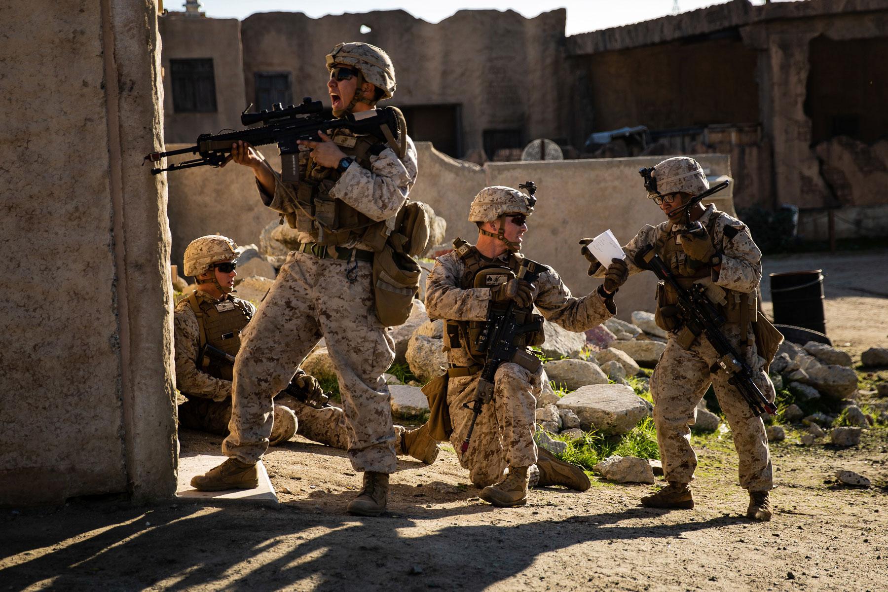 Military Veteran Resume Examples