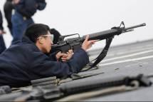 M16a2 5.56 Rifle