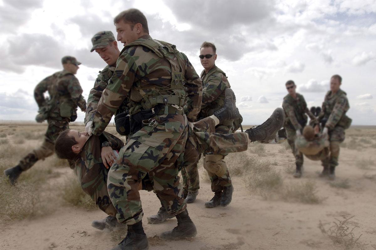 Air Force Pararescue PJ Training  Militarycom