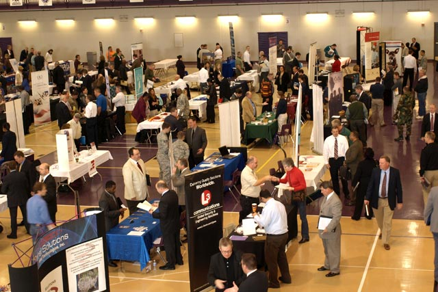 10 Rules of Engagement for Job Fairs  Militarycom