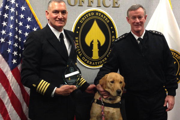 Psychiatrist Awarded for Treating Special Forces  Militarycom