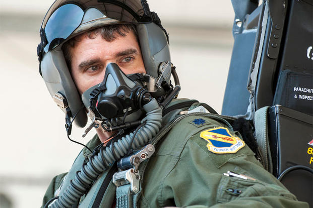 Air Force Fighter Pilot Reaches 3 000 Flying Hours