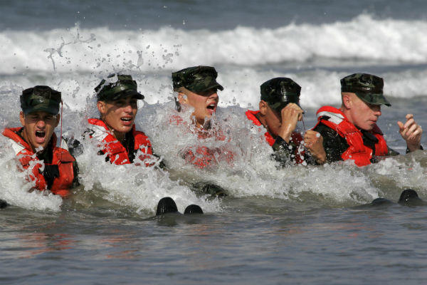 What To Expect At Navy Boot Camp  Militarycom