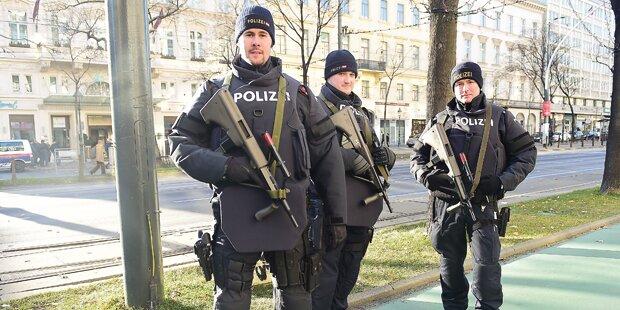 Wien: Terror-Warnung zu Ostern