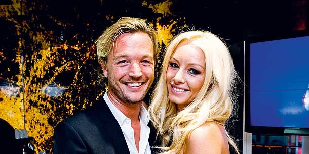 Swarovski heiratet sein Model in Wattens