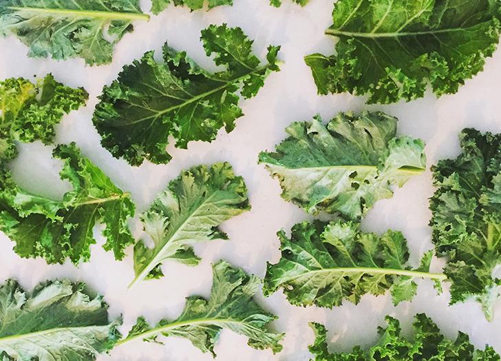 focus foods greens