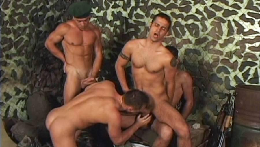 Commandos, Scene # 05   Thierry Golyo, Daniel Halasz, Luis Landzsa, Gabriel Galad (ragingstallion)