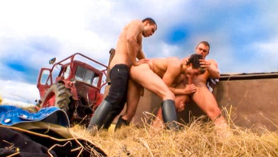 Horse Club, Scene # 02   Steve Hunt, Enrico Bellagio, Divko (ragingstallion)