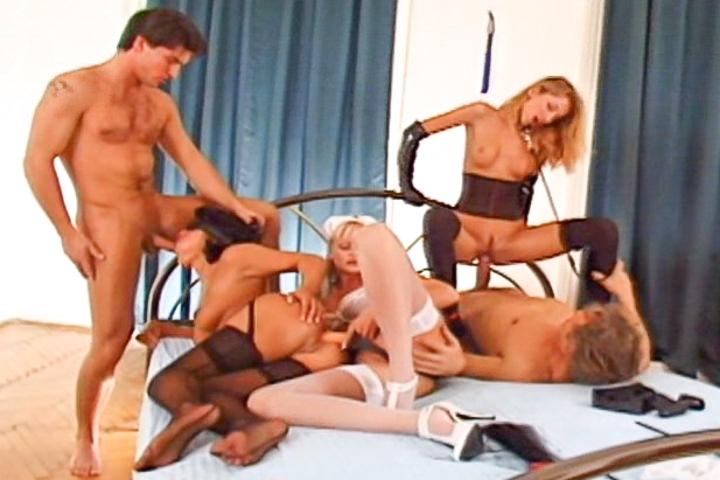 Euro Angels Hardball #03 - Anal Therapy, Scene #02