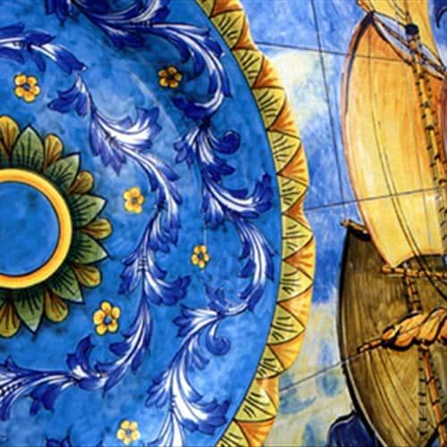 La Ceramica Costiera Amalfitana Campania  Amalfi Coast