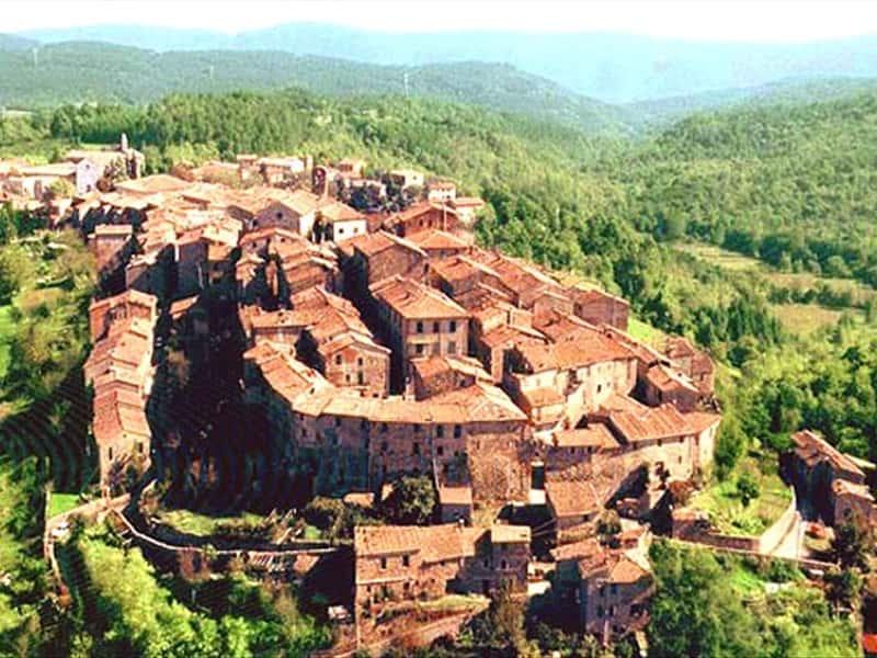 Monticiano Siena Val dOrcia and Val di Chiana Tuscany