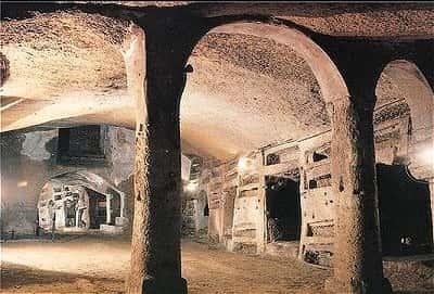 Catacombe di San Gennaro  Locali dAutore
