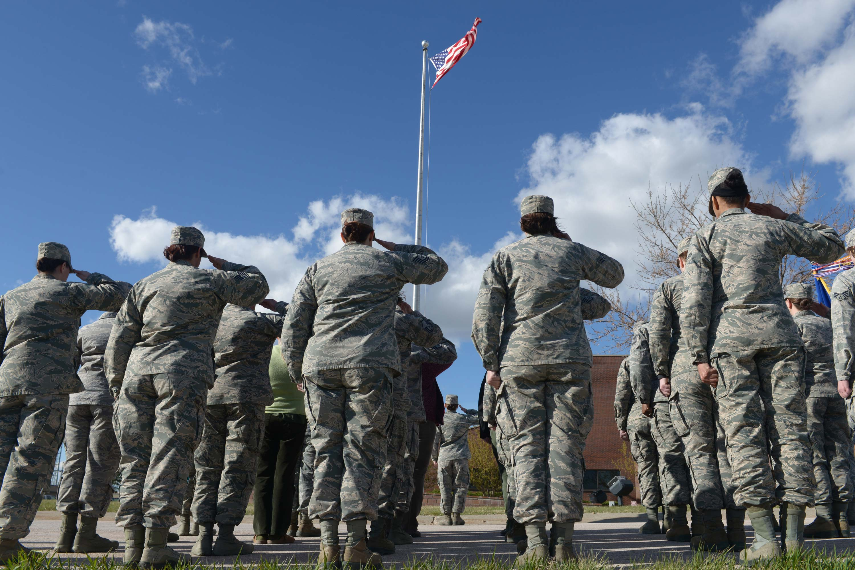 1 Woman Still in Air Force SpecOps Training General