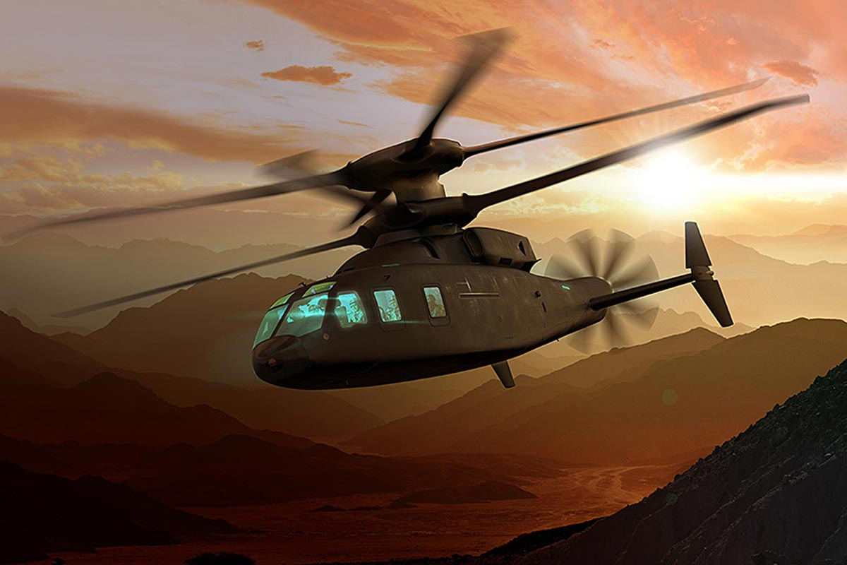 Army Unveils Family of Future Vertical Lift Helicopters