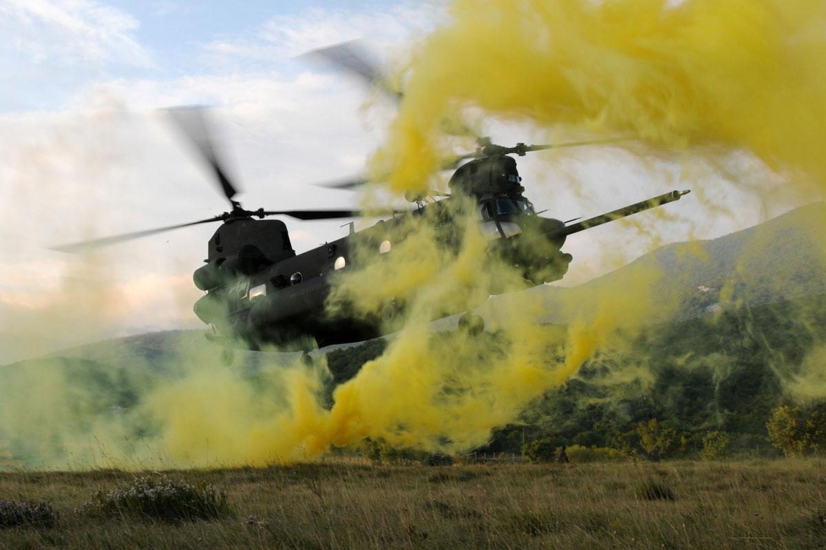 MH47 Chinook  Militarycom