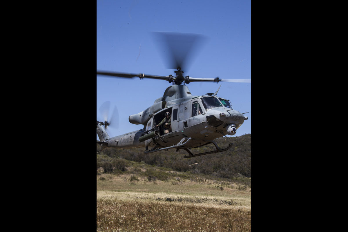 UH1Y Venom  Militarycom