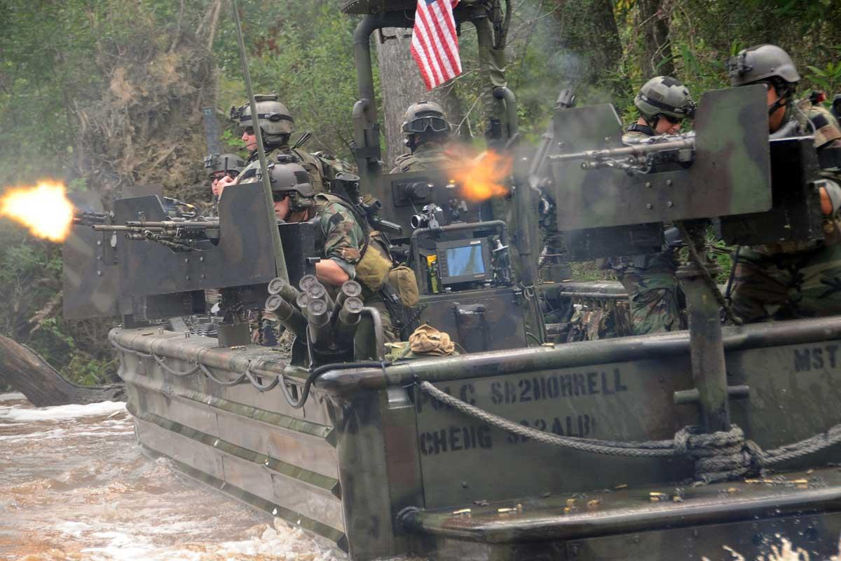 Special Operations Craft  Riverine  Militarycom