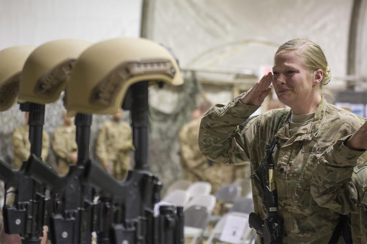 US Military Brings Home Six Airmen Killed in Afghanistan  Militarycom