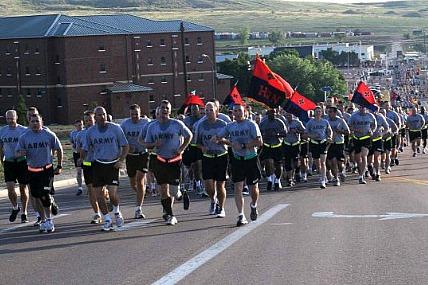 Fort Carson Kicks off Iron Horse Week  Militarycom
