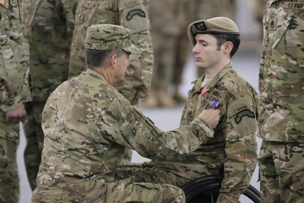 1st Battalion 75th Ranger Regiment Honors Its Heroes