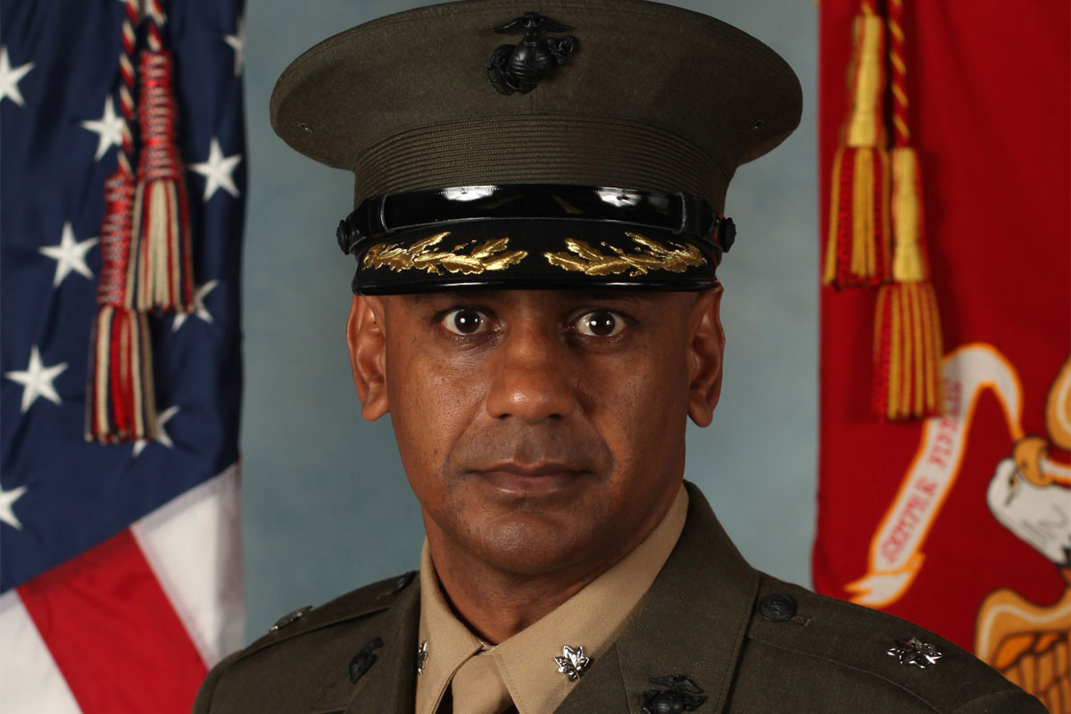 Boot Camp Commander Fired Amid Hazing Investigation Faces