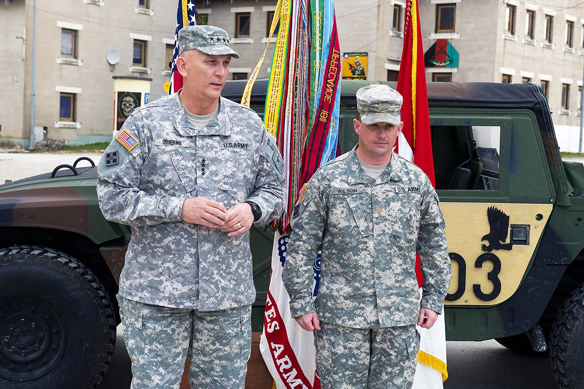 Army Selects 416 Officers For Promotion To Major