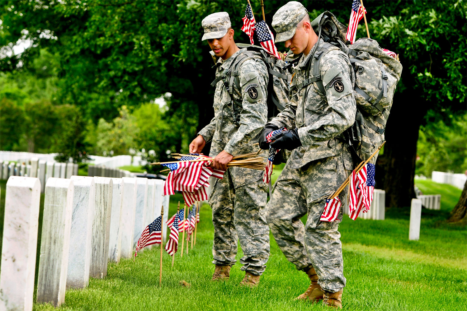 Make Memorial Day Every Day