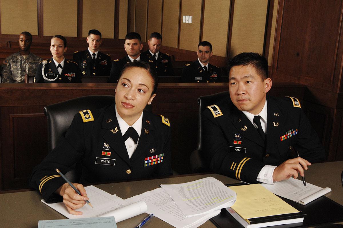 Becoming an Army JAG  Militarycom