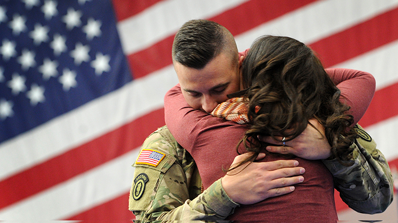 How to Recognize PTSD in Your Spouse  Militarycom