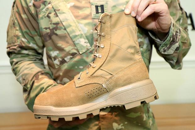 Army Seeks New Designs for Improved Hot Weather Boot  Militarycom