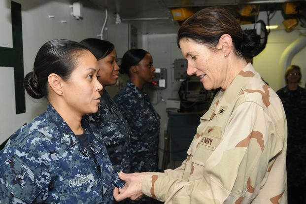 Navy Officer Ranks  Militarycom
