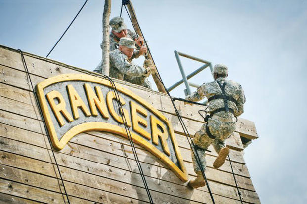 joining the army rangers