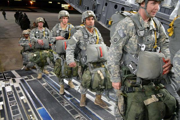 Army to Deploy 1700 Paratroopers to Iraq  Militarycom