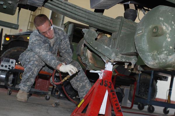 Military Skills Translator Army Vehicle Mechanic  Militarycom