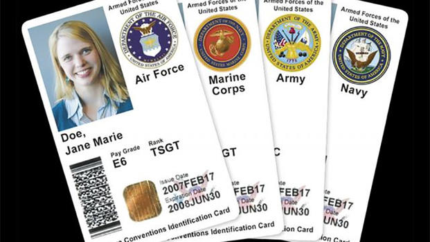 How to Get Your DoD ID Card Without Your Sponsor