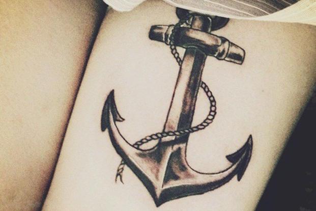 Sailor Neptune Tattoo