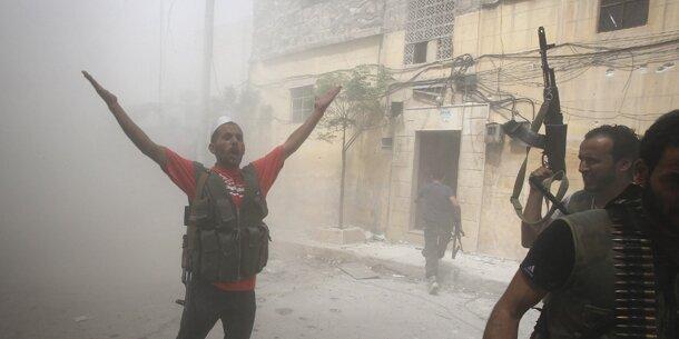 Syrien: Ein Land blutet aus