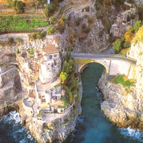 Il Fiordo di Furore Costa dAmalfi Costiera Amalfitana Campania  Amalfi Coast